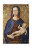 Madonna and Child Giclee Print by Masolino Da Panicale