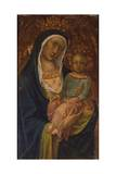 Madonna with Child Giclee Print by Lippo Vanni