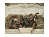 Singers Giclee Print by Paolo Veronese