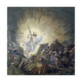 Resurrection Giclee Print by Luigi Ademollo