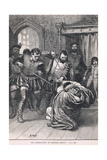 The Assassination of Cardinal Beaton 1546 Giclee Print by Henry Marriott Paget