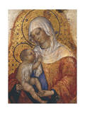 Madonna with Child Giclee Print by Michele Giambono