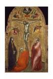 Crucifixion Giclee Print by Niccolo di Pietro Gerini