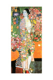 Dancer, 1916 Giclee Print by Gustav Klimt