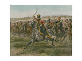 Vive L'Empereur! Giclee Print by Jean-Baptiste Edouard Detaille
