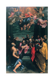 The Assumption of the Virgin, 1599 - 1600 Giclee Print by Guido Reni