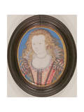 Portrait of a Lady, C.1605-10 Giclee Print by Nicholas Hilliard