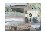 Studies Fixed on Canvas Giclee Print by Giuseppe De Nittis