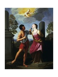 The Martyrdom of Saint Apollonia Giclee Print by Guido Reni