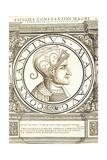 Constantinus Magnus Reproduction procédé giclée par Hans Rudolf Manuel Deutsch