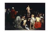 School of Design, 1656-1658 Giclee Print by Michael Sweerts