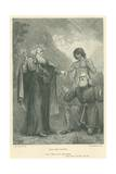 Illustration for King Lear Giclee Print by Henry Marriott Paget