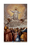 The Ascension, 1592 Giclee Print by Guiseppe Cesari