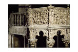 Glimpse of Pulpit, 1265-1268 Giclee Print by Nicola Pisano