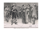 Arrest of the Earl of Strafford 1640 Giclee Print by Henry Marriott Paget