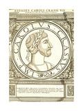 Carolus Crassus Reproduction procédé giclée par Hans Rudolf Manuel Deutsch