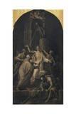 Martyrdom of St Apollinaris Giclee Print by Lattanzio Querena