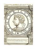 Henricus IIII Reproduction procédé giclée par Hans Rudolf Manuel Deutsch