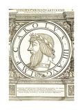 Carolus IIII Reproduction procédé giclée par Hans Rudolf Manuel Deutsch