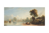 Chiswick, 1814 Giclee Print by John Varley