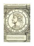 Henricus I Auceps Reproduction procédé giclée par Hans Rudolf Manuel Deutsch