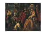 Adoration of the Magi Giclee Print by Paolo Veronese