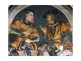 Maximilian I of Habsburg Giclee Print by  Romanino