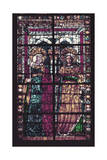 Window with Two Saints Giclee Print by Lorenzo Ghiberti