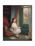 Portrait of Clara Hughes, 1902 Giclee Print by Sir William Orpen