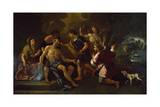 Painting Giclee Print by Luca Giordano