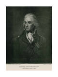 Horatio, Viscount Nelson Giclee Print by Lemuel Francis Abbott