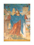 Christ and the Church, 1524 Giclee Print by Lorenzo Lotto