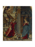 The Annunciation Giclee Print by Luca Signorelli