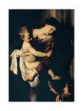 Madonna Di Loreto, 1604 - 1606 Giclee Print by  Caravaggio