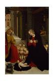 Nativity Giclee Print by Giuseppe Giovenone