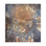 The Banquet of the Gods Giclee Print by Giuseppe Maria Crespi
