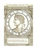 Henricus VII Reproduction procédé giclée par Hans Rudolf Manuel Deutsch