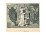 Illustration for Coriolanus Giclee Print by Henry Marriott Paget