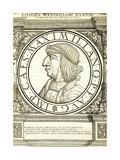 Maximilianus Reproduction procédé giclée par Hans Rudolf Manuel Deutsch