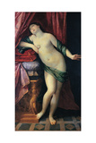 The Suicide of Cleopatra, 1626 Giclee Print by Guido Reni