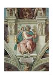 Sistine Chapel Giclee Print by  Michelangelo Buonarroti