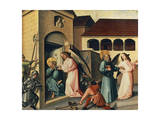 The Liberation of St. Peter, 1444 Giclee Print by Konrad Witz