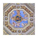 Della Rovere Emblem, 1508 Reproduction procédé giclée par  Raphael