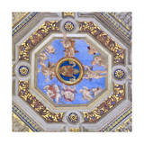 Della Rovere Emblem, 1508 Giclee Print by  Raphael