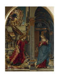 The Annunciation, 1491 Giclee Print by Luca Signorelli