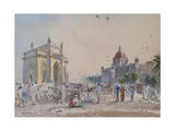 Gate of India, Bombay, 2009 Giclee Print by Tim Scott Bolton