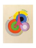 'Tour Eiffel', 1918 Giclee Print by Robert Delaunay