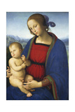 Madonna and Child, C.1500 Giclee Print by Pietro Perugino