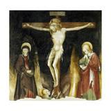 Crucifixion Giclee Print by Michelino Da Besozzo