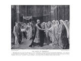The Choice of Theophilius Giclee Print by Valentine Cameron Prinsep